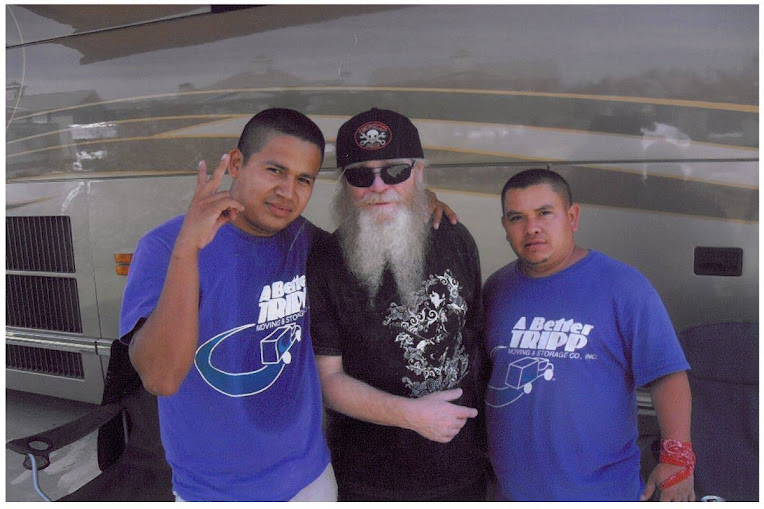 Pictured A Better Tripp S Houston Movers With Zz Top Members Photo Posted Permission From Thank You