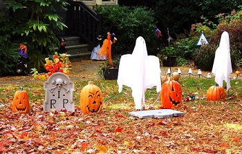 Best Decorated Houses For Halloween Houston 2020 Top Neighborhoods to Trick or Treat in Houston   2019 Edition