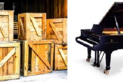 Moving Fine Art and Pianos