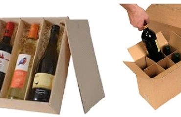 Wine packing