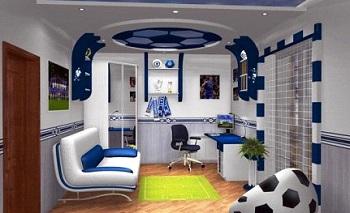 sports study room