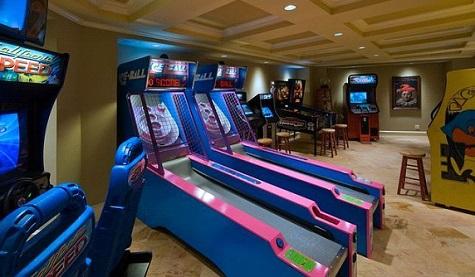 Game arcades