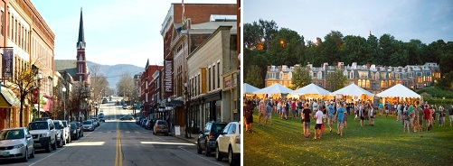 Vermont culture and society
